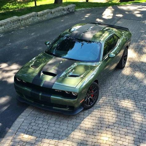 widebody hellcat green 317 best srt demon hellcat wide body challengers only