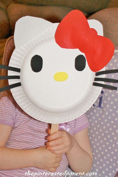 How To Make Paper Plate Masks - 1000 ideas about paper plate masks on paper