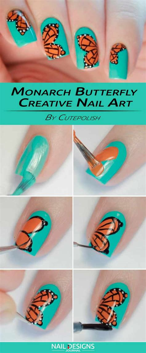 Creative Nail Design by Easy And Creative Nail Design To Try Naildesignsjournal