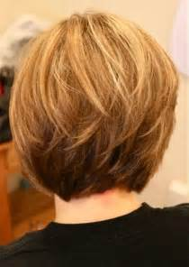 front and back looks of medium hair back view of short haircuts short haircuts for women over