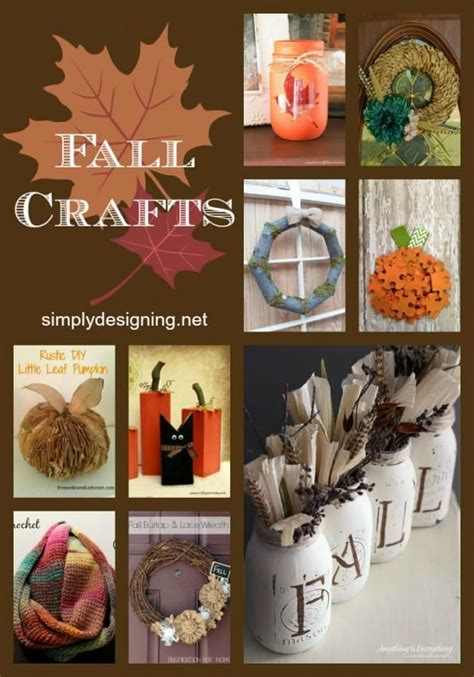 diy crafts for fall diy fall decorations and crafts