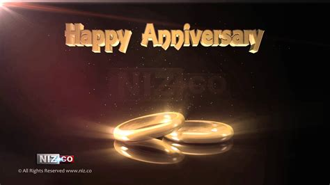 25th Wedding Anniversary Background Hd by Shining Rings Happy Anniversary Royalty Free Background