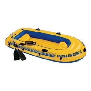 Perahu Karet jual perahu karet murah intex challenger 3