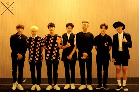 bts indonesia girlgroup zone 2015 1st sh power music with bts and km