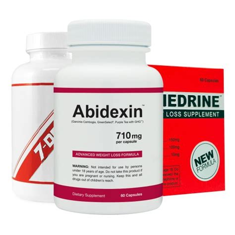 7 Best Diet Pills by Diet Pills Top Sellers Kit Abidexin Phenphedrine And Dx