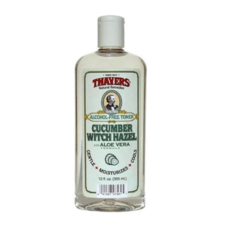 buy thayers cucumber witch hazel with aloe vera alcohol free toner at well ca free shipping