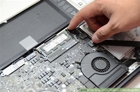 upgrading macbook ram how to upgrade ram on a macbook pro 11 steps with pictures