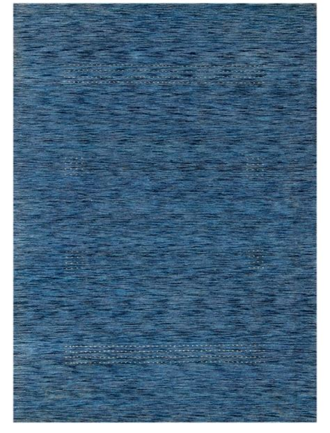 modern rug 5x7 blue handmade 5x7 modern rug