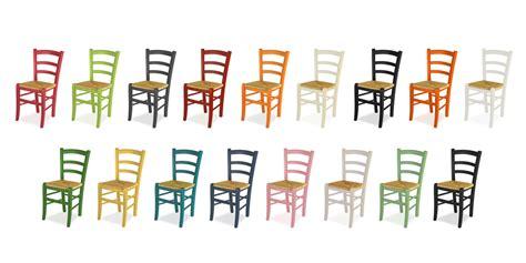 sedie metallo colorate sedie colorate in legno mobilclick