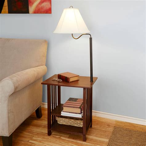table with l attached end tables with attached l brilliant oak end table with
