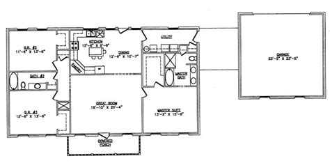 steel frame home floor plans the lth014 lth steel structures
