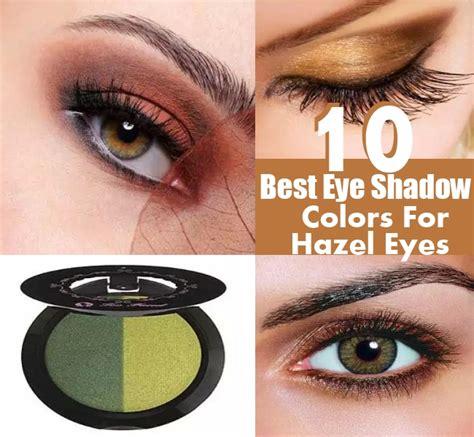 shadow color great makeup tips for hazel eyes makeup vidalondon