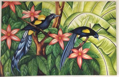 Cari Lukisan Cat Minyak Kaskus jual lukisan sepasang burung bahan cat minyak ukuran 93 x
