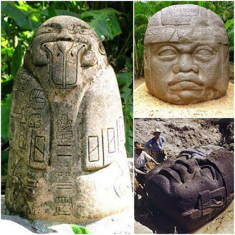 imagenes de los indigenas olmecas liza hume el enigma de los olmecas