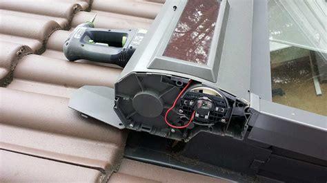 velux rollladen ersatzteile solar rollladen akku motor velux ersatzteil kitt ab bj