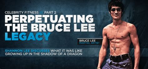 how much could bruce lee bench press perpetuating the bruce lee legacy shannon lee discusses