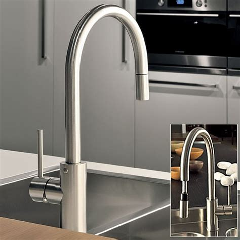 Mixer Oxygen 3 buy oxygen sink mixer pull out rinse brushed steel