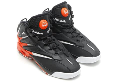 basketball pumps shoes reebok is pumping up all their classic basketball shoes