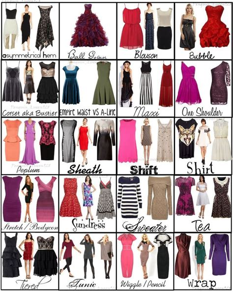 style related to best 25 types of dresses ideas on