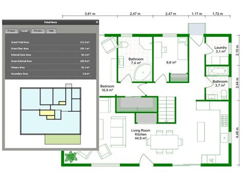 floor plan area calculator 167 best images about real estate floor plans on pinterest