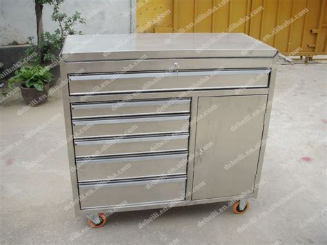 tool cabinet with wheels 8 drawer roller cabinet with wheels stainless steel tool