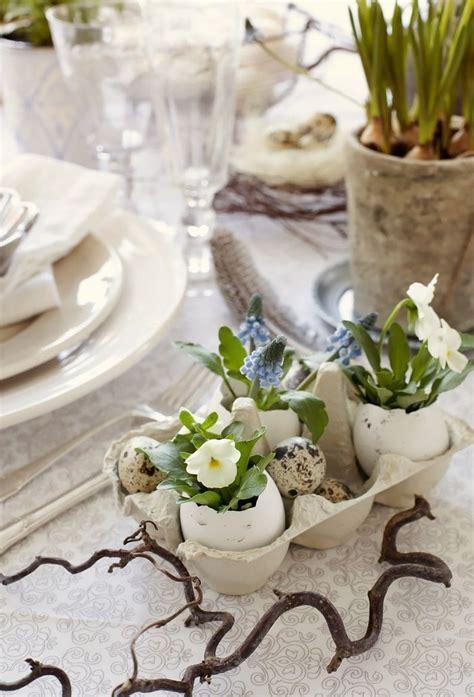 eierschalen vase table decorations ideas up