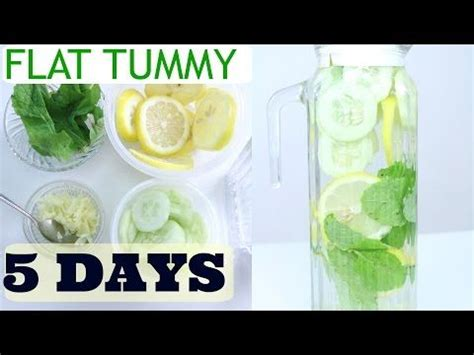 Lose Weight In 5 Days Detox by How To Lose Weight Get Flat Stomach In 5 Days