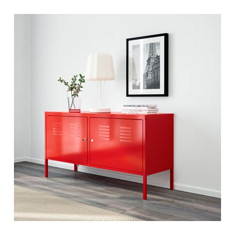 ikea red kitchen cabinets ikea ps cabinet red 119x63 cm ikea