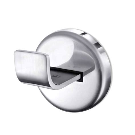 Zack Plumbing by Zack Foccio Towel Hook Stainless Steel 40292 At