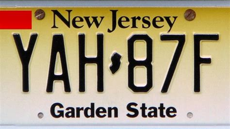 Stickers For Nj Drivers new jersey drivers 21 required to affix sticker