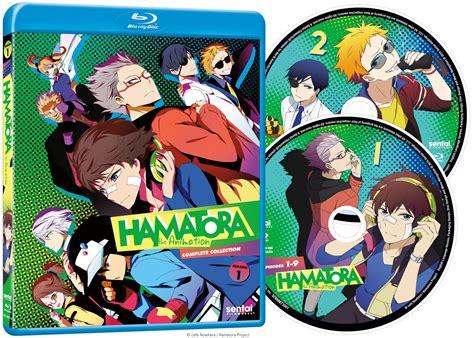 Hamatora The Animation hamatora the animation season 1