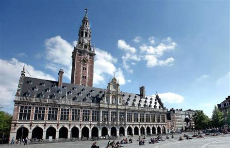 Ku Leuven Mba Tuition Fees by Phd Scholarships In Belgium For International