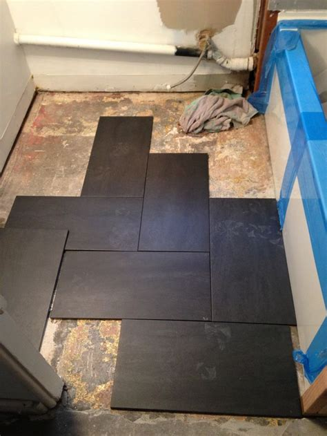how tile a bathroom floor diy bathroom remodeling