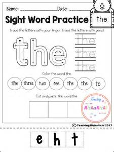 25 best ideas about sight words on pinterest sight