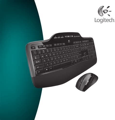 Keyboard Manual Laptop logitech computer keyboard mk700 user guide manualsonline