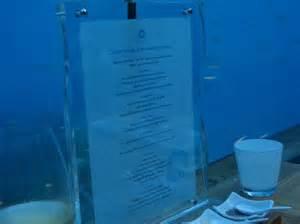 ithaa undersea restaurant prices ithaa menu picture of ithaa undersea restaurant rangali