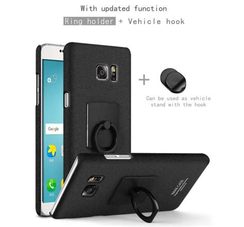 Imak Air 2 Ultra Thin Hardcase Samsung Galaxy S6 Imak Contracted Iring For Samsung Galaxy Note 7