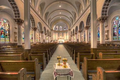 st patrick catholic church mass schedule