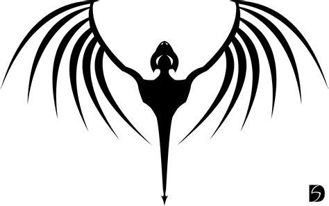 dragon tribal symbol