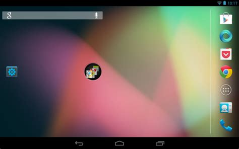 android rotate home screen nexus