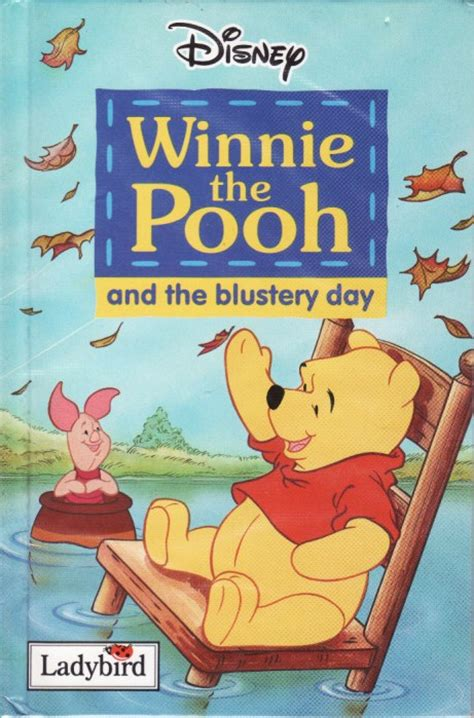 from the day books winnie the pooh and the blustery day ladybird book disney