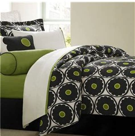 black green comforter kaos couple january 2013