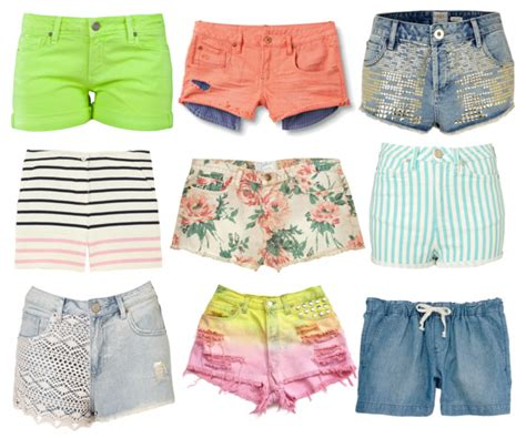 Summer Shorts by Currently Coveting Summer Shorts Corals Cognacs