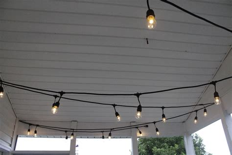string lights for screened porch string lights for the screened porch charleston crafted