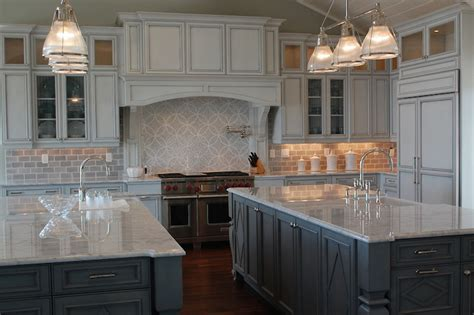 kitchen islands transitional kitchen