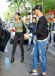 esteban granero wife georgina rodriguez shopping in madrid 01 gotceleb
