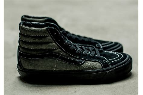 vans collaboration with wtaps releases this weekend