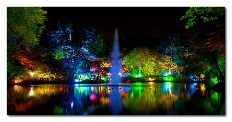 new plymouth lights festival of lights pukekura park new plymouth nz