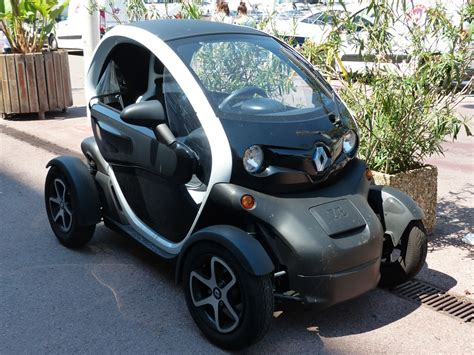 Mini Autos by Free Photo Auto Small Mini Renault Twizy Free Image