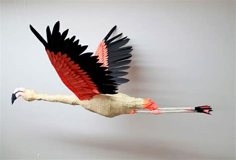 Paper Birds - paper birds and wildlife by diana beltran herrera colossal